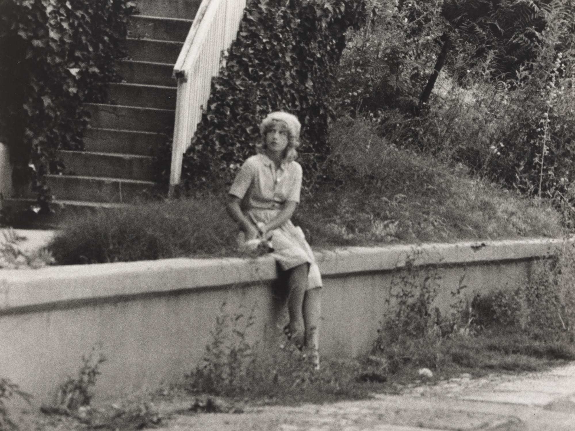 Cindy Sherman. Untitled Film Still #47. 1979