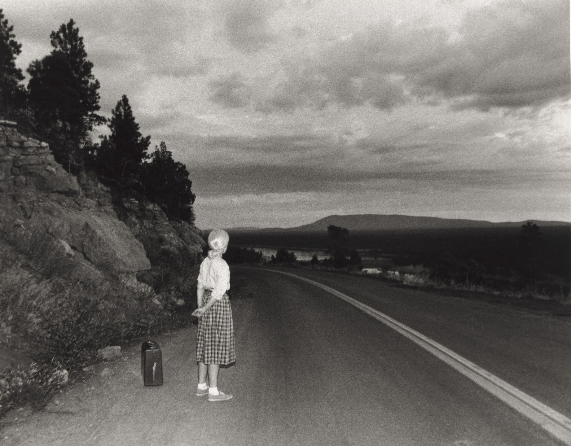 Cindy Sherman. Untitled Film Still #48. 1979