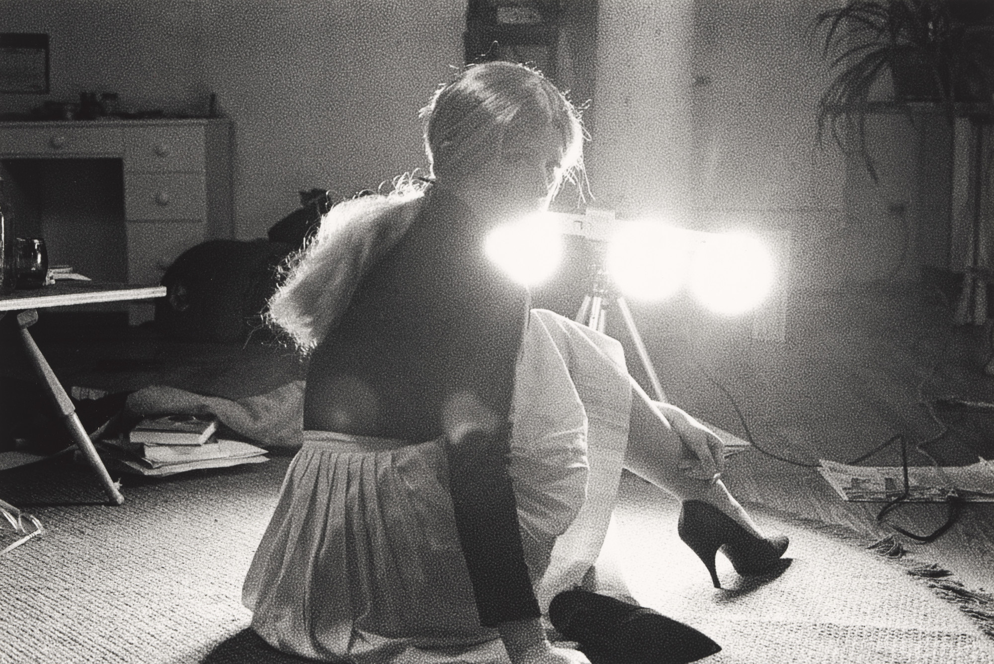 Cindy Sherman. Untitled Film Still #62. 1977