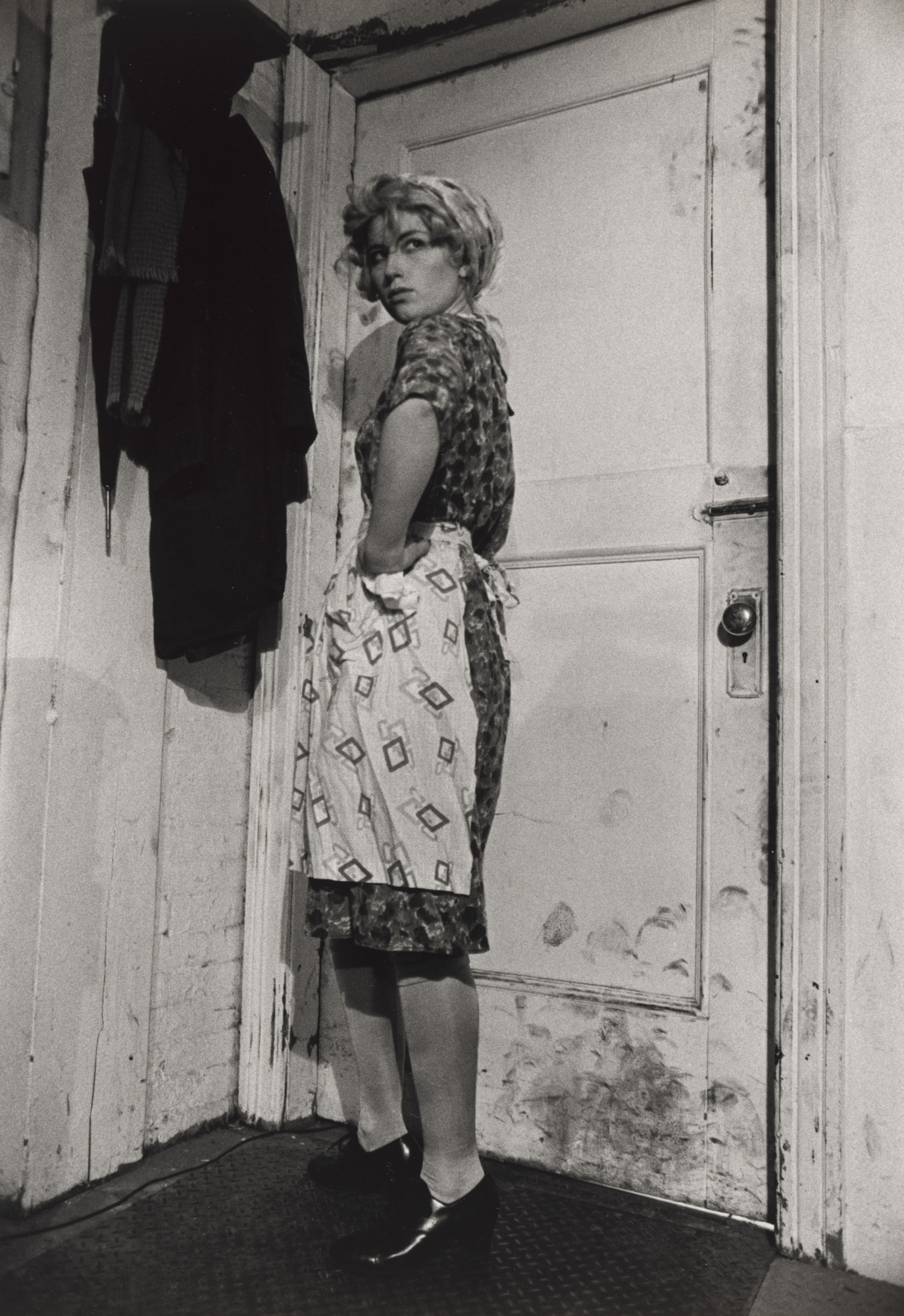 Cindy Sherman. Untitled Film Still #35. 1979