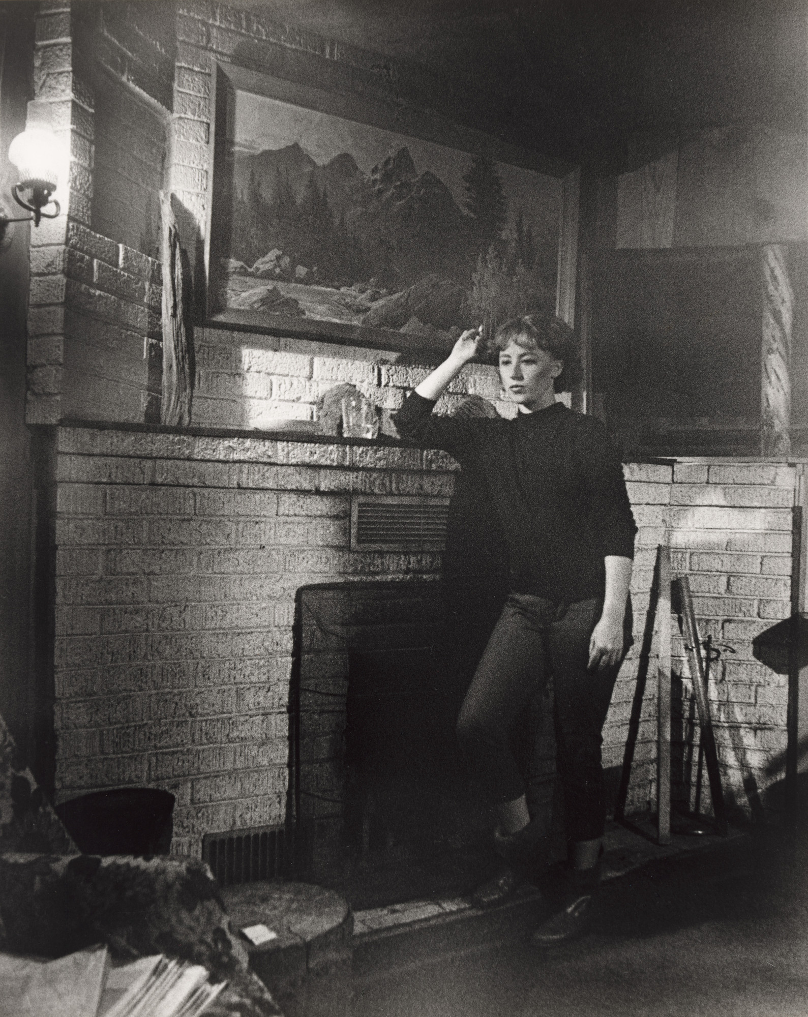 Cindy Sherman. Untitled Film Still #37. 1979