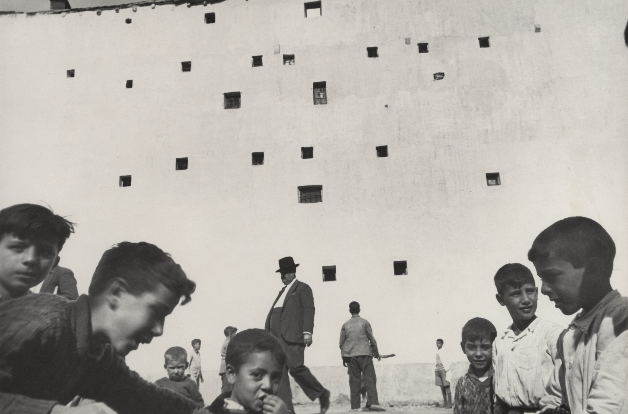 Henri Cartier-Bresson. Madrid. 1933