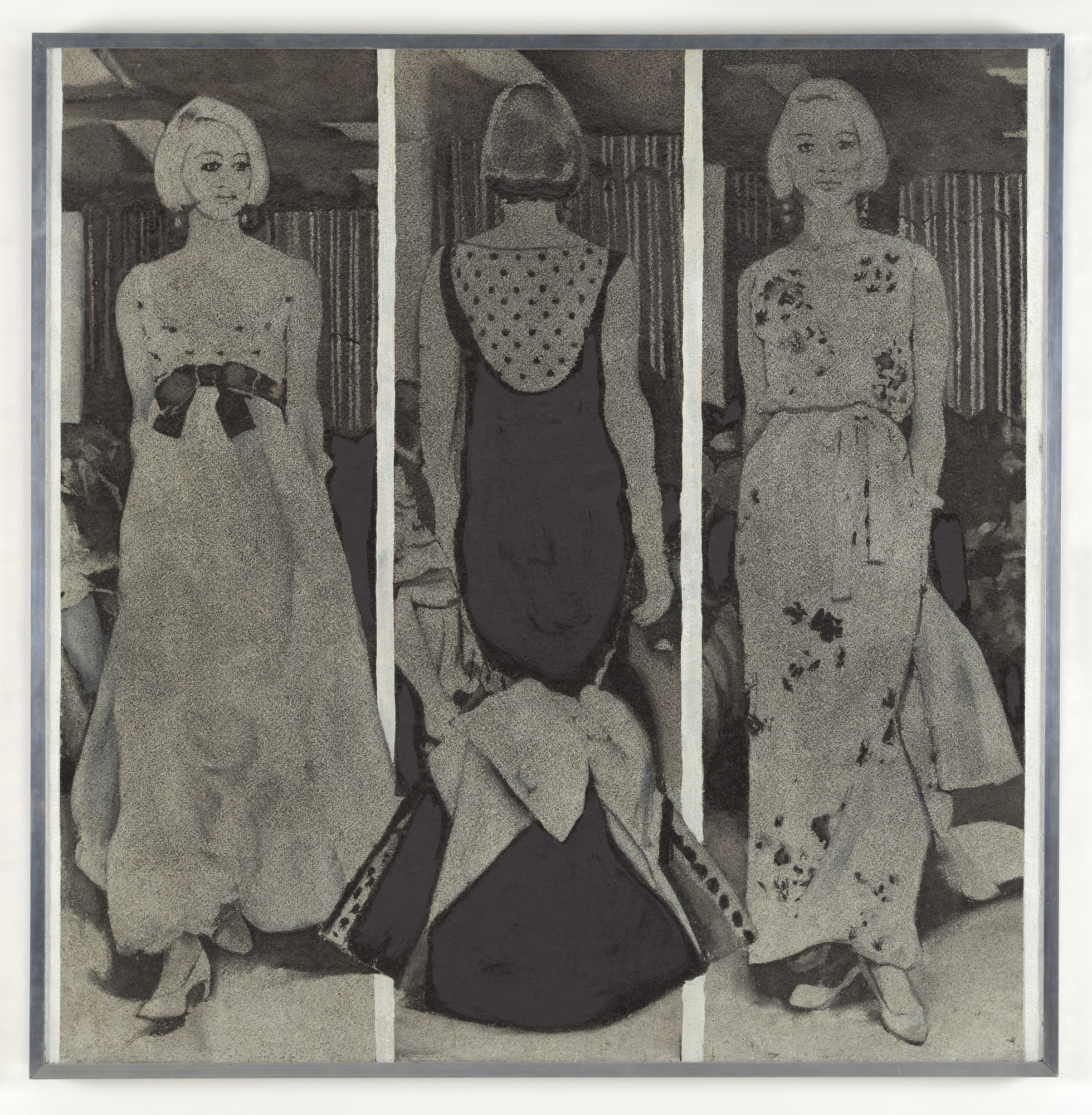Richard Artschwager. Three Women. 1963