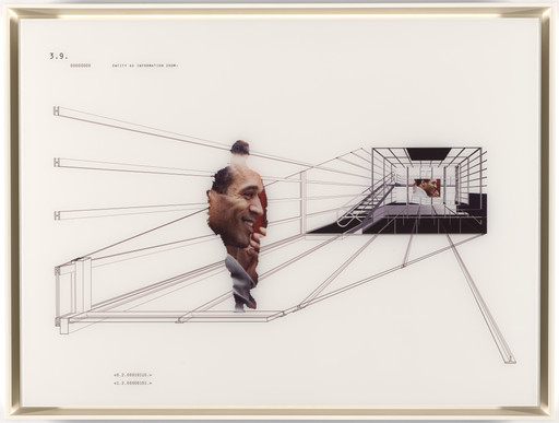 Gordon Kipping. Entity as Information Zoom. 1995