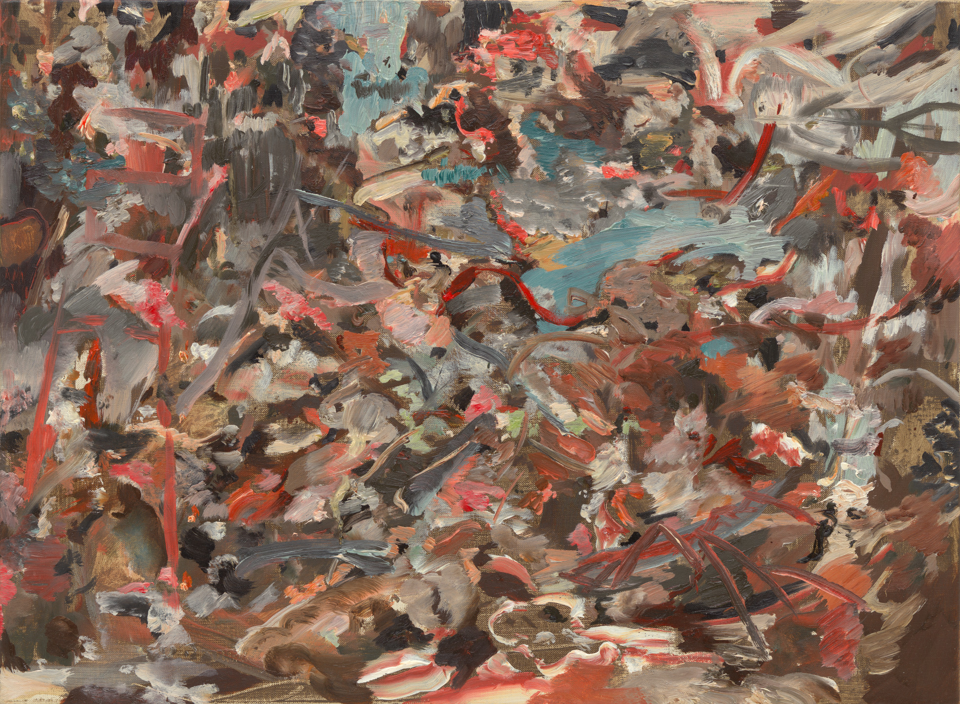 Cecily Brown. Untitled. 2010