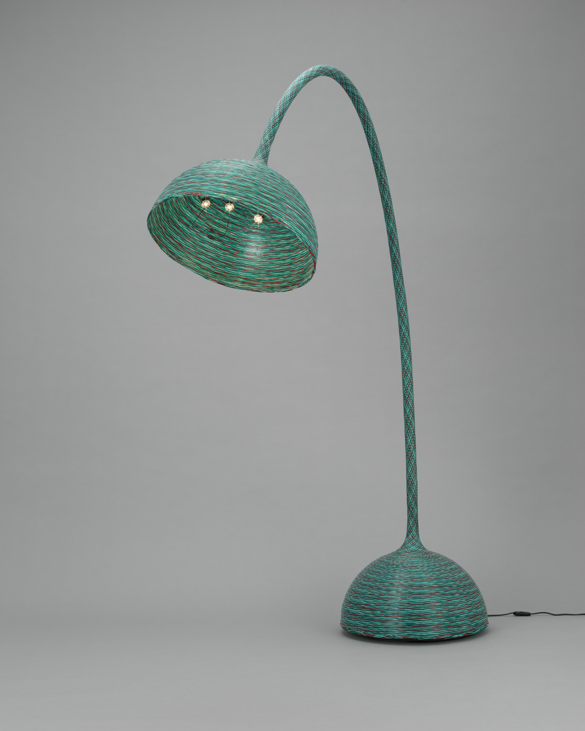 Wieki Somers. Bellflower Lamp. 2007