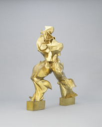 Umberto Boccioni. Unique Forms of Continuity in Space. 1913 (cast 1931 or 1934)