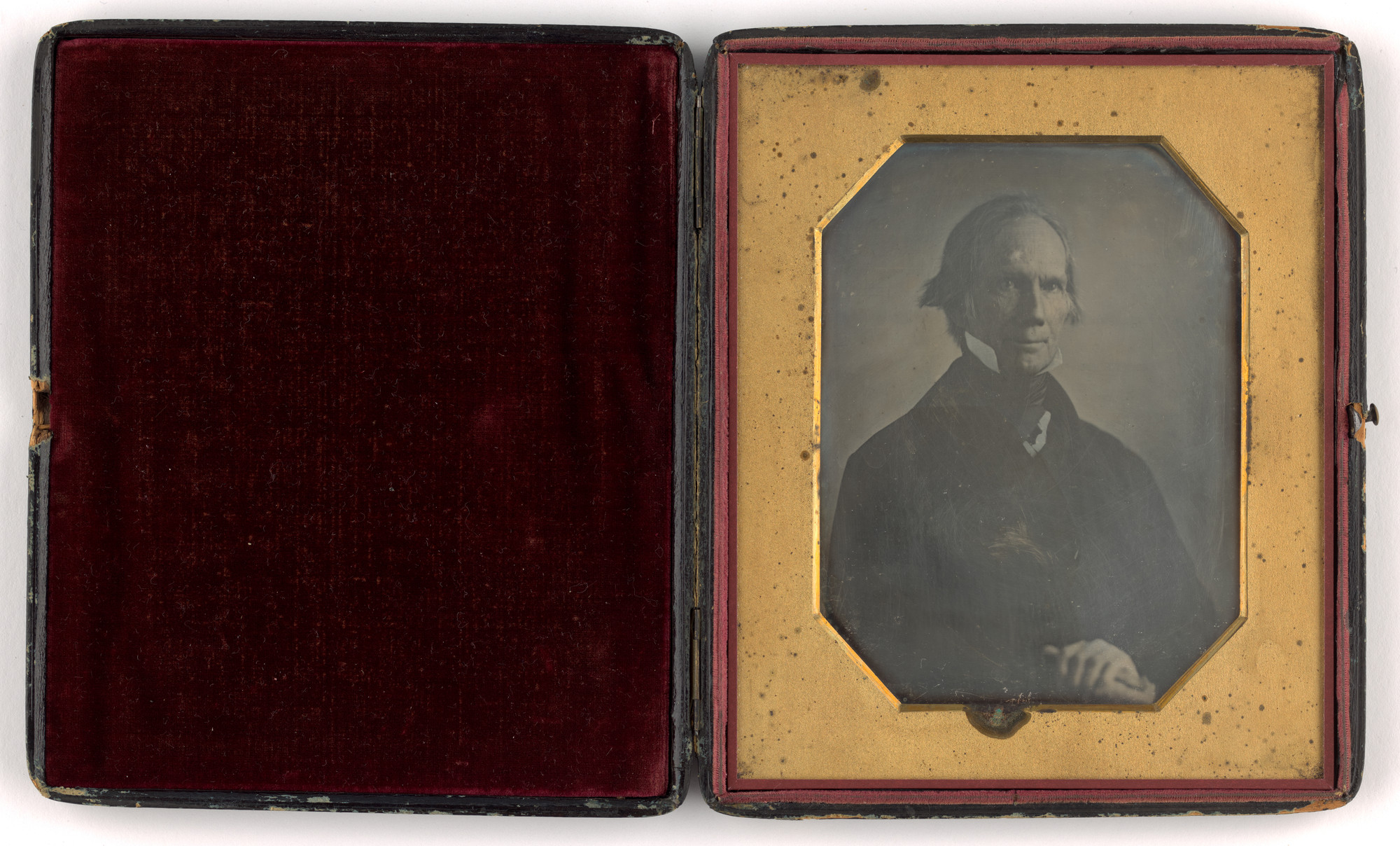 Unknown photographer. Henry Clay. c. 1850