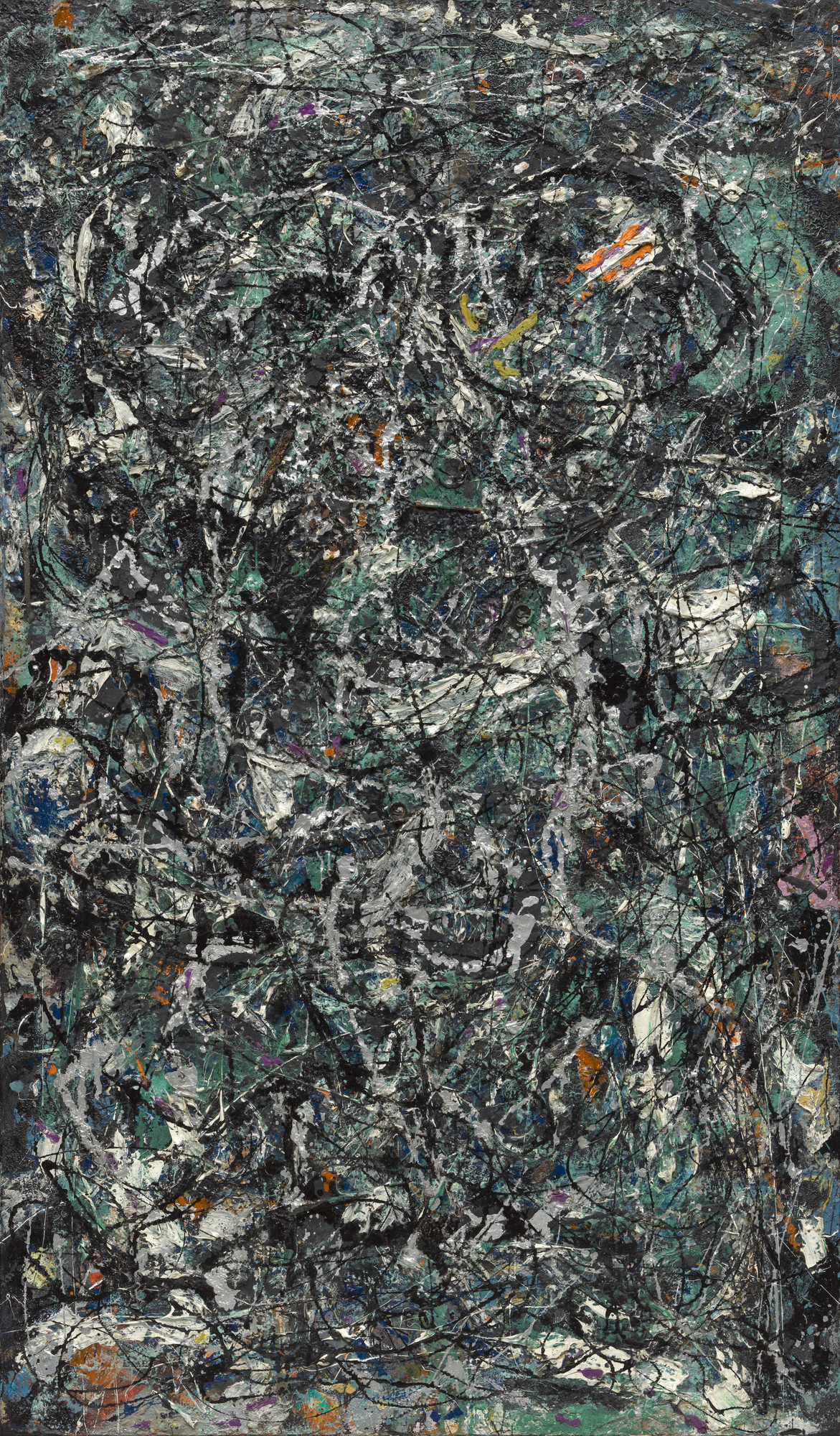 Jackson Pollock. Full Fathom Five. 1947