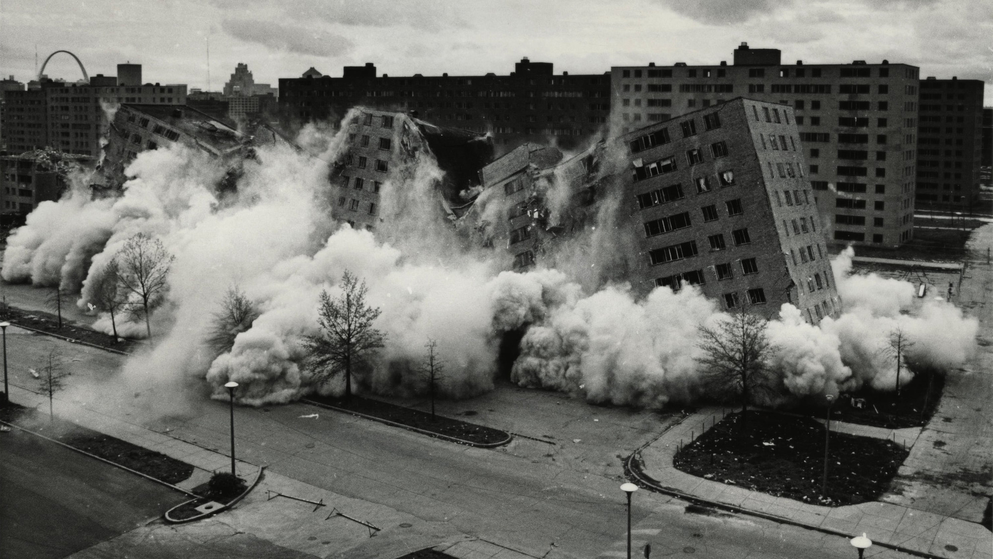 "Chad Freidrichs. Excerpt from ""The Pruitt-Igoe Myth"". 2011"