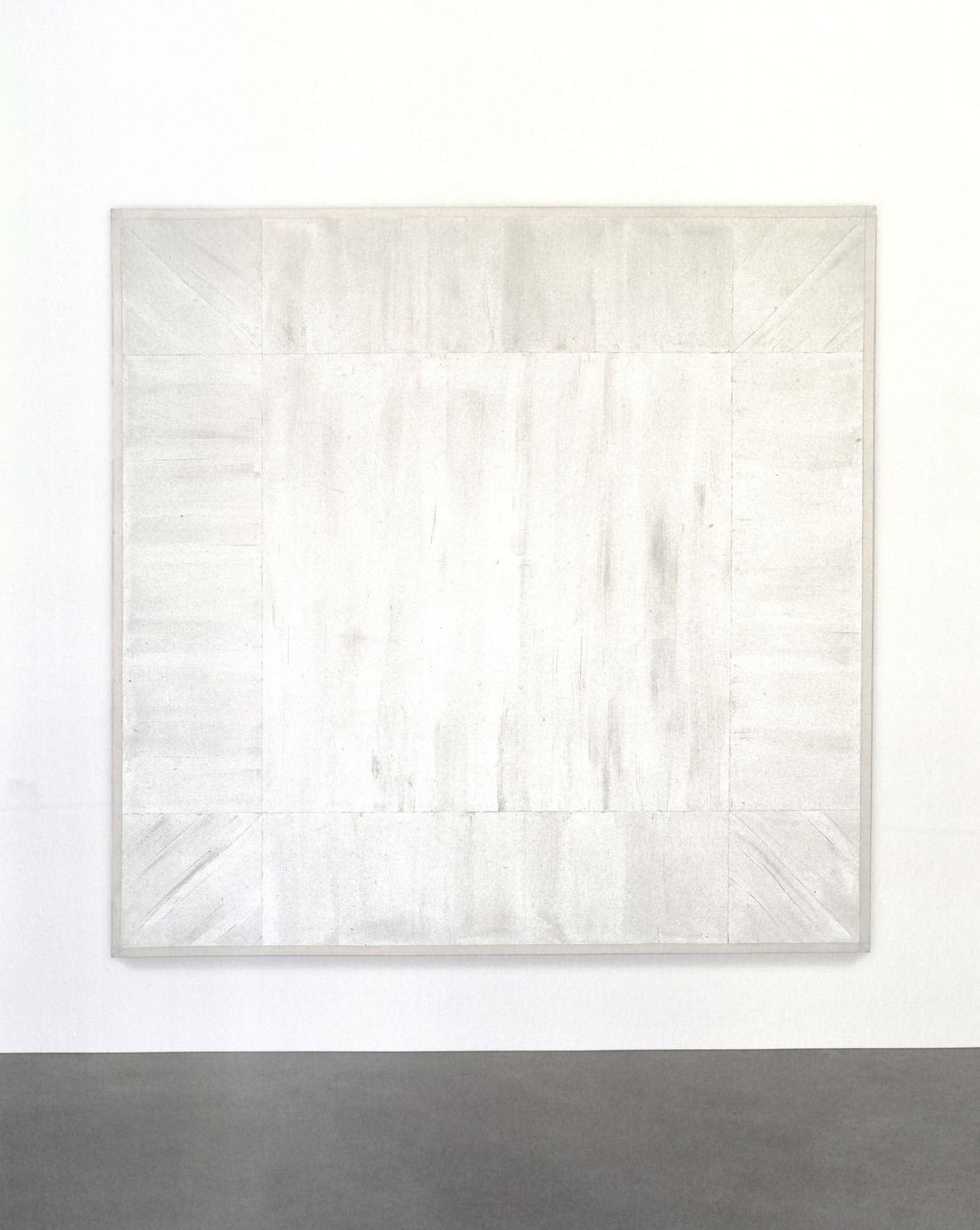 Mary Corse. Untitled (First White Light Series). 1968