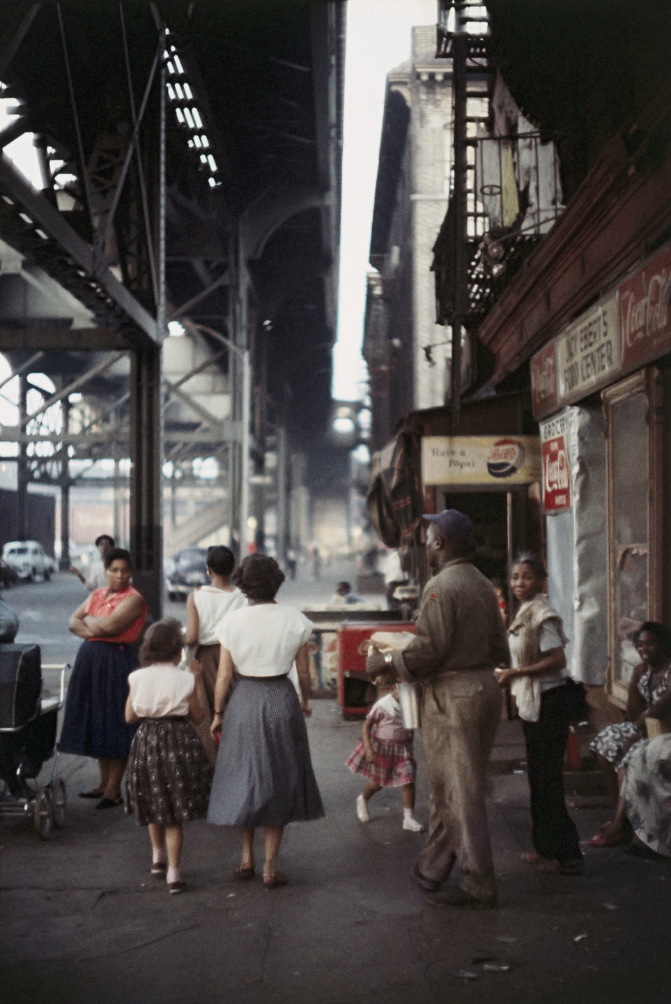Gordon Parks. Untitled. 1957