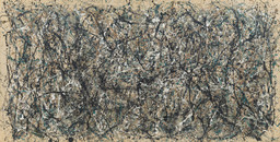 Jackson Pollock. One: Number 31. 1950