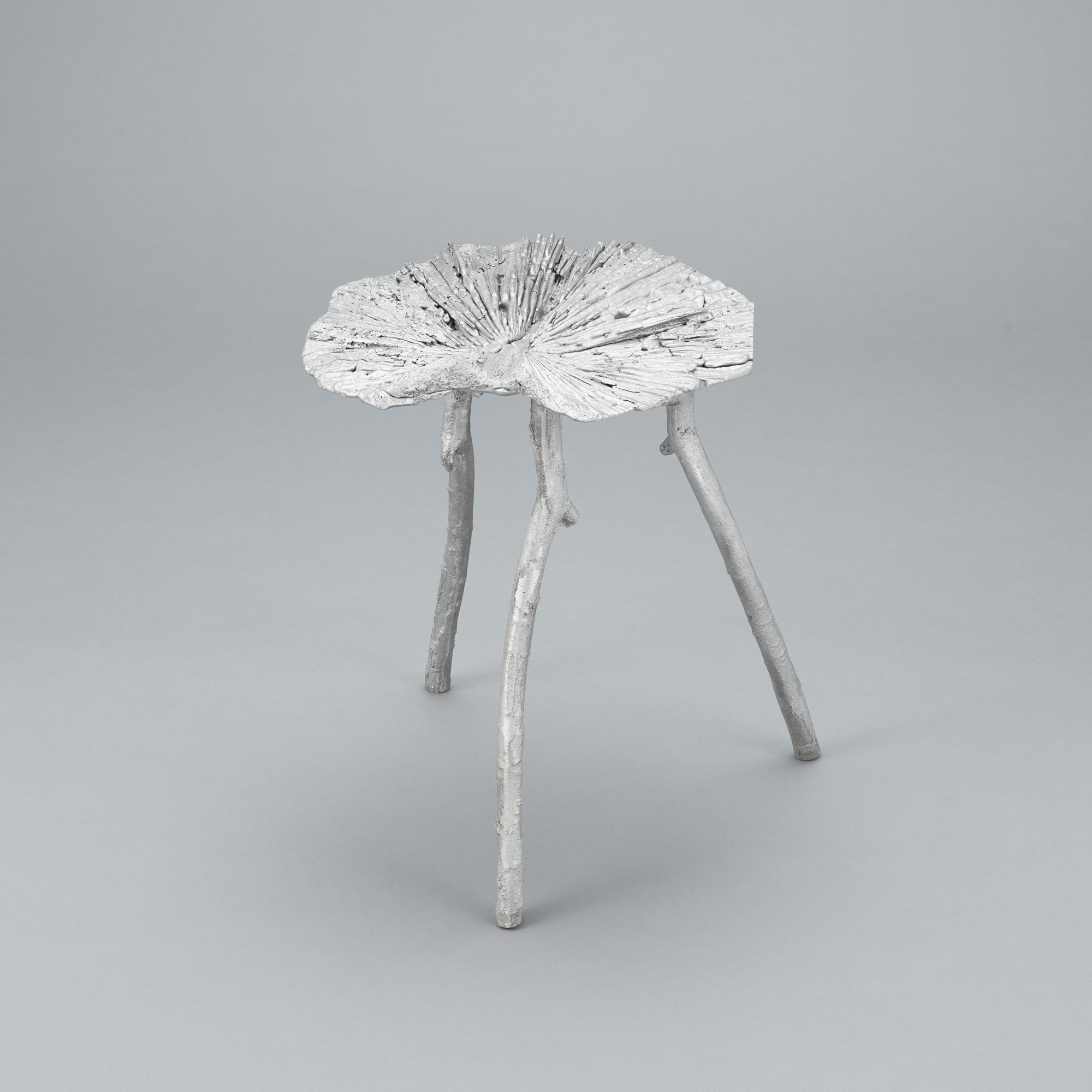 "Alexander Groves, Azusa Murakami. ""Palm Stool"" from Can City. 2013"
