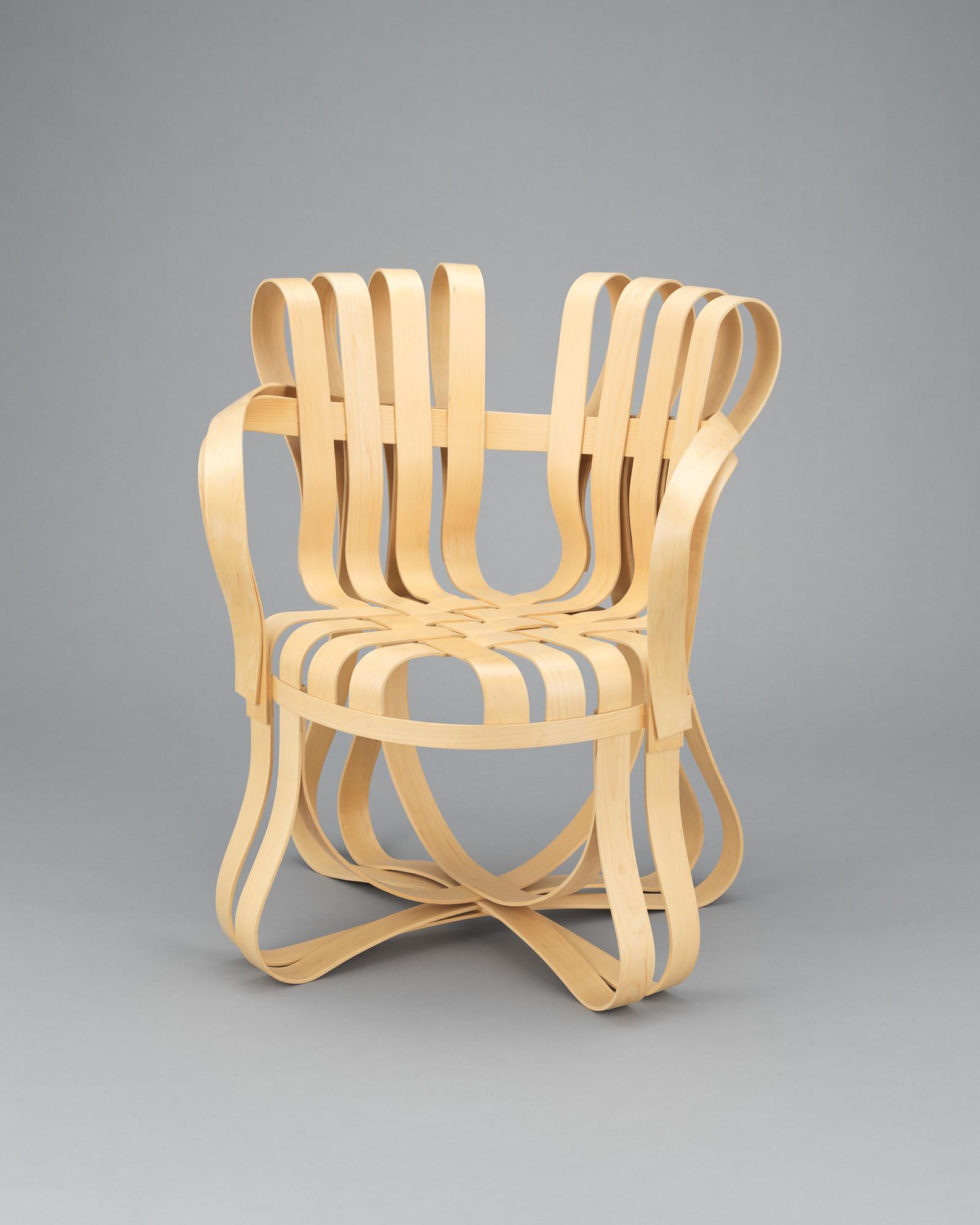 Frank Gehry Chaise Carton frank o. gehry   moma