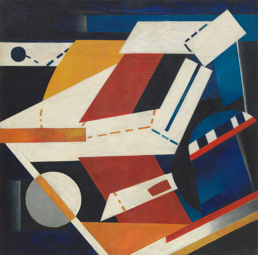 Alexandra Exter. Construction. 1922-23