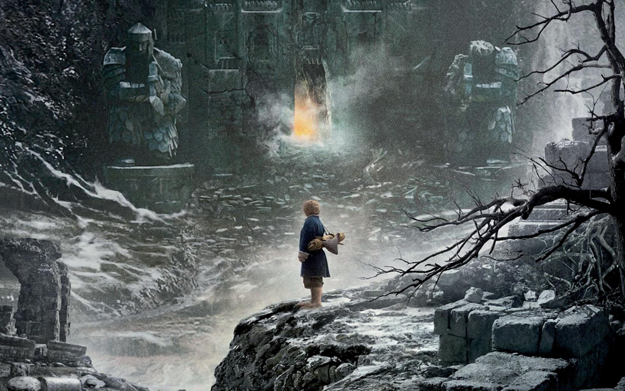 Peter Jackson The Hobbit The Desolation Of Smaug 2013 Moma