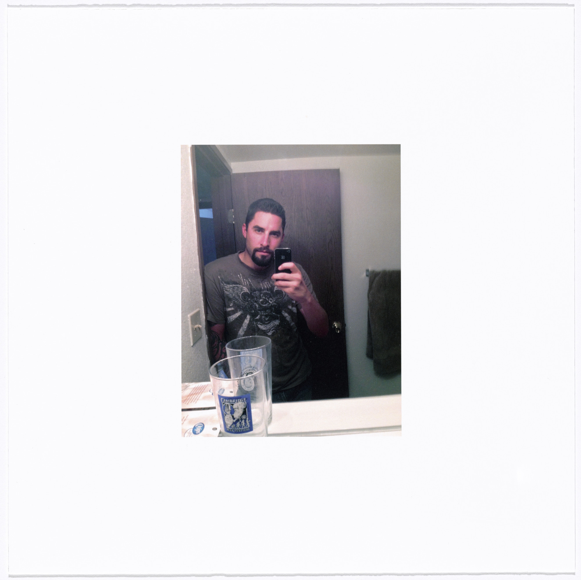 Omer Fast. White Male Selfies (for Parkett no. 99). 2017