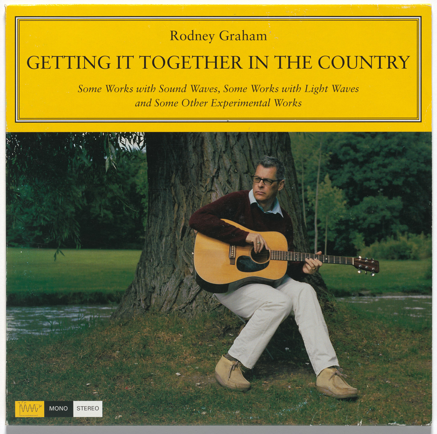 Rodney Graham. Getting it Together in the Country. 2000