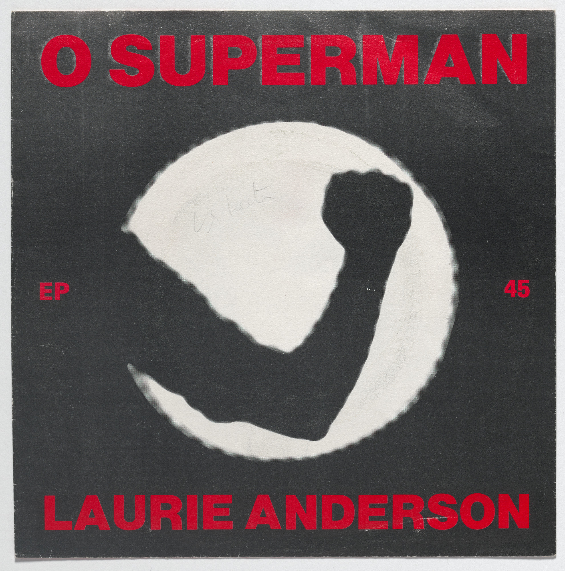 Laurie Anderson. O Superman. 1981