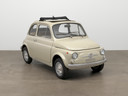 Dante Giacosa. 500f city car. designed 1957 (this example 1968)