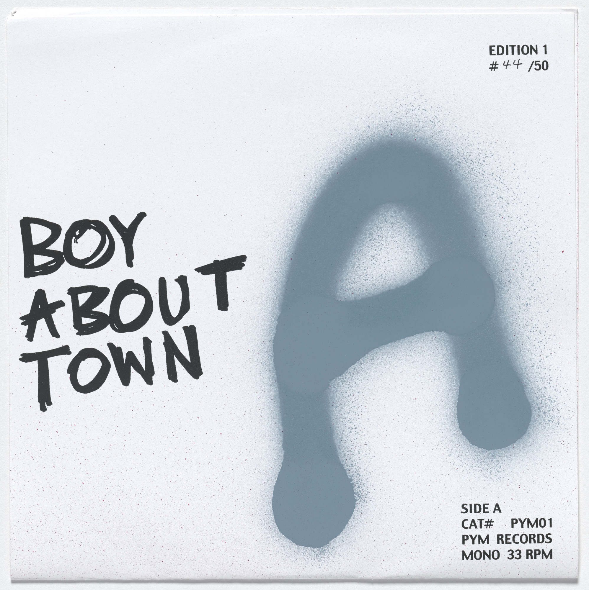 Various Artists. Boy about Town / I Kept All Your Letters. n.d.