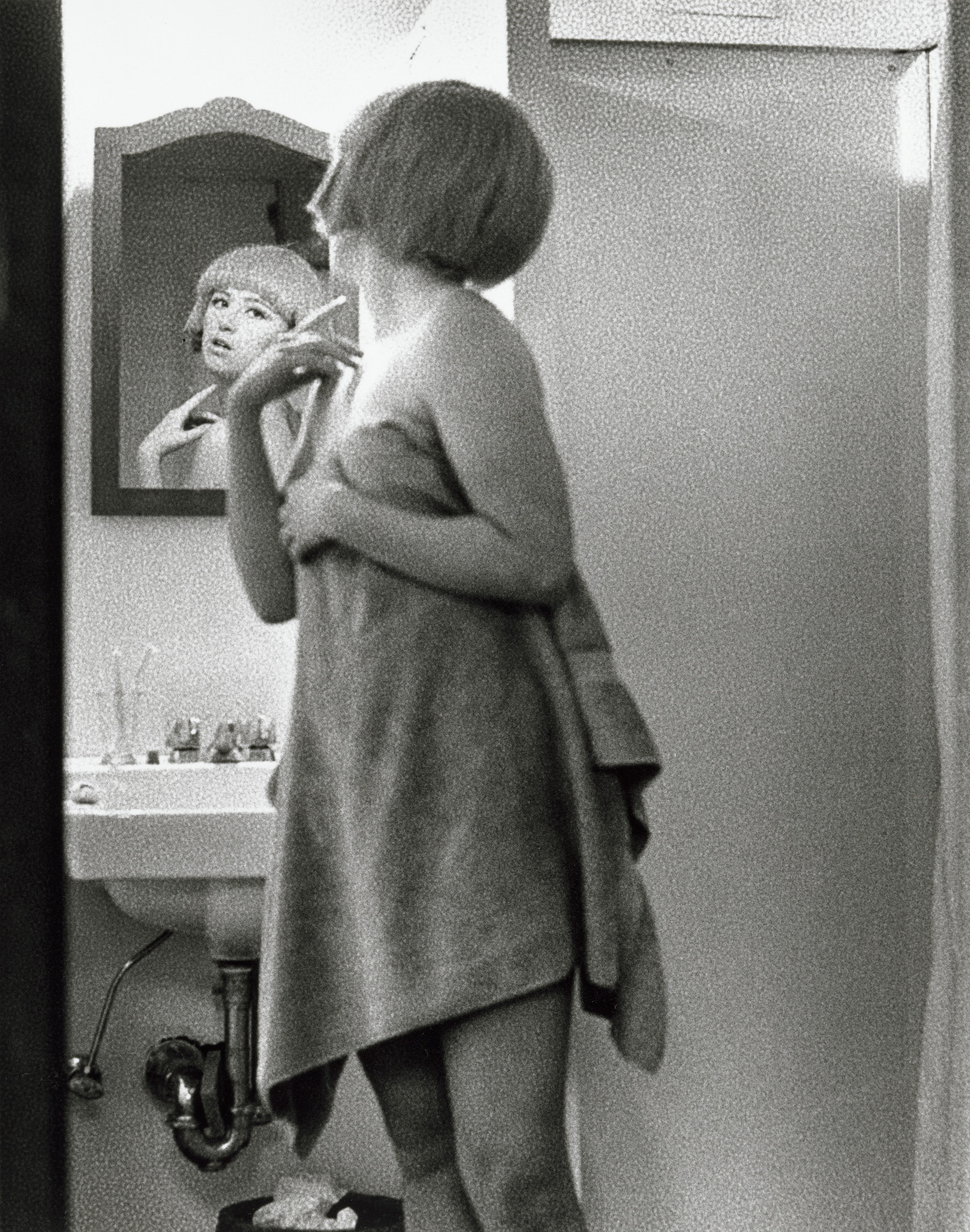 Cindy Sherman. Untitled Film Still #2. 1977