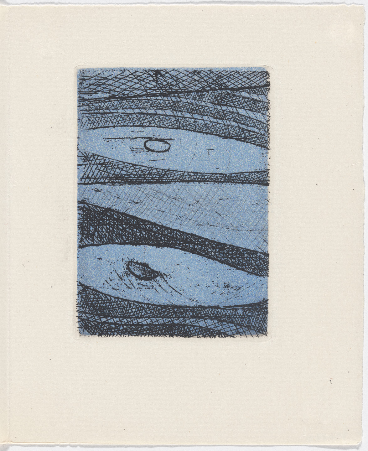 Max Ernst. Plate (page 71) from Monsieur Aa l'antiphilosophe: Volume I from L'Antitête. 1947–49, published 1949