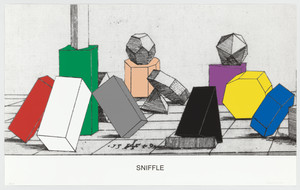 Engravings with Sounds: Sniffle