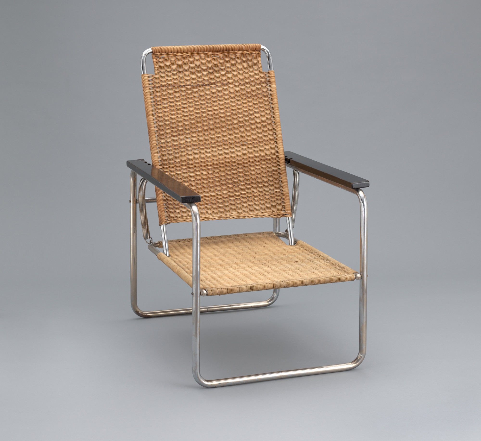 Marcel Breuer. Lounge Chair (model B25). 1928–1929