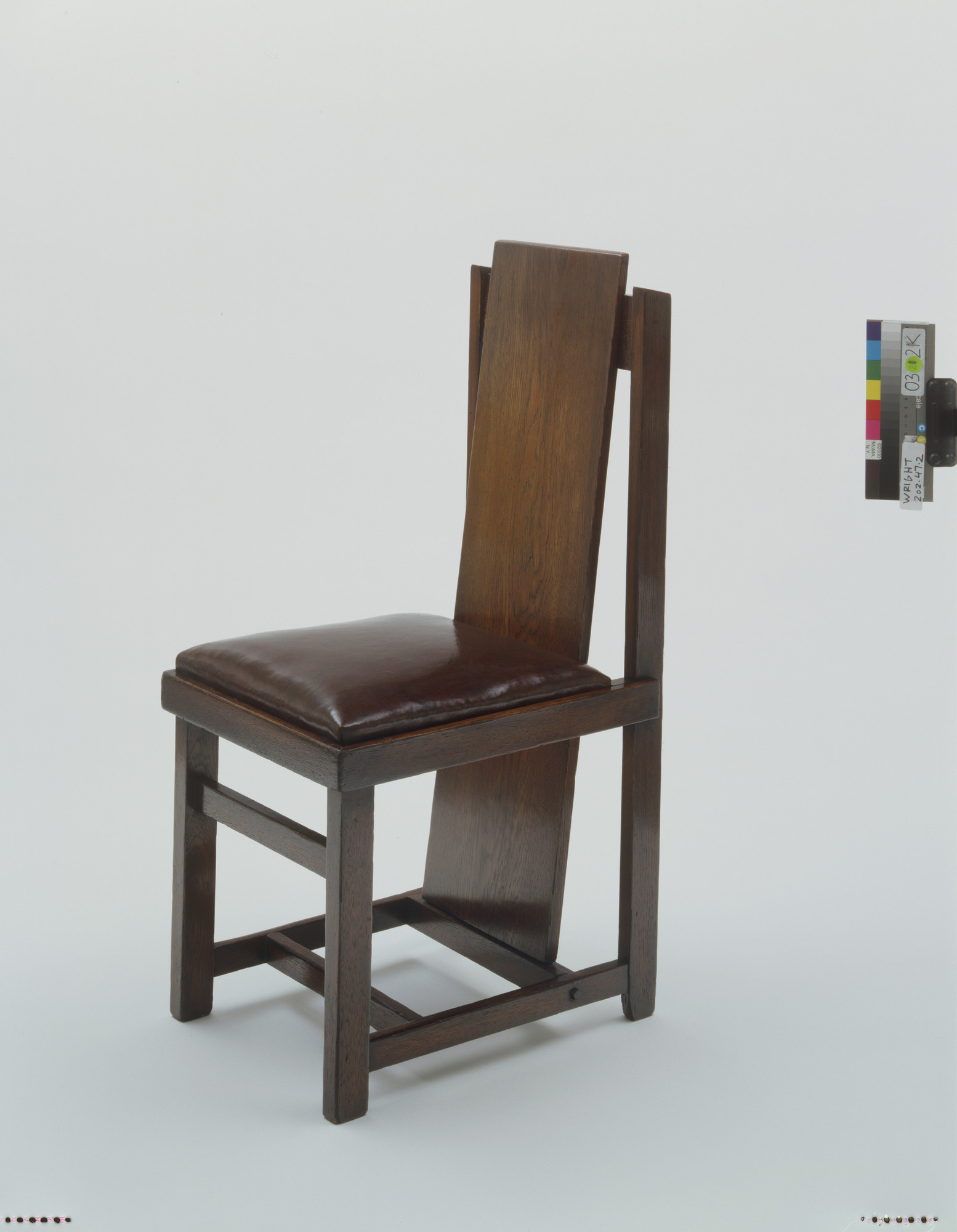 Frank Lloyd Wright. Side Chair. 1904