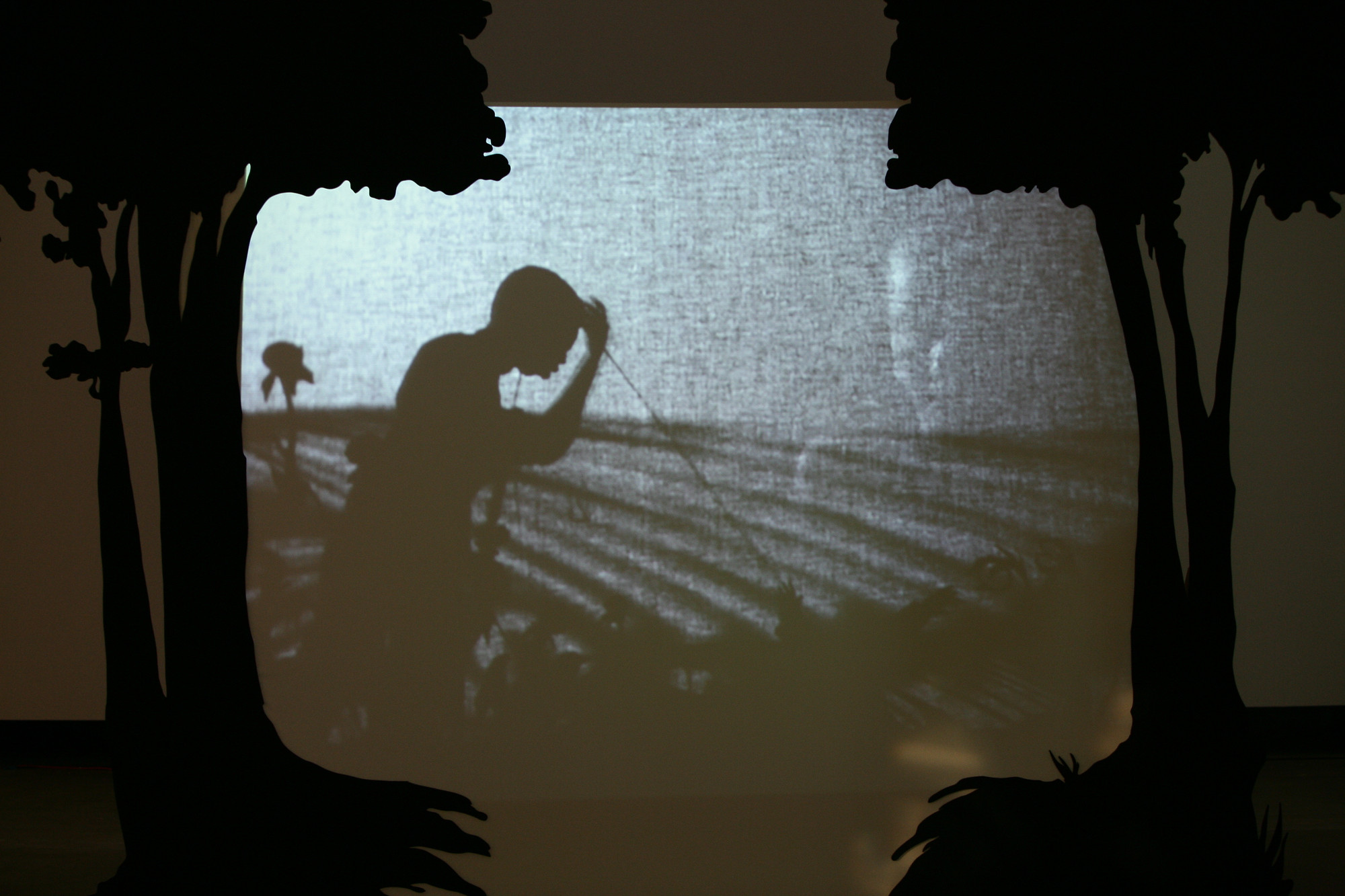 Kara Walker. 8 Possible Beginnings or: The Creation of African-America, a Moving Picture by Kara E. Walker. 2005