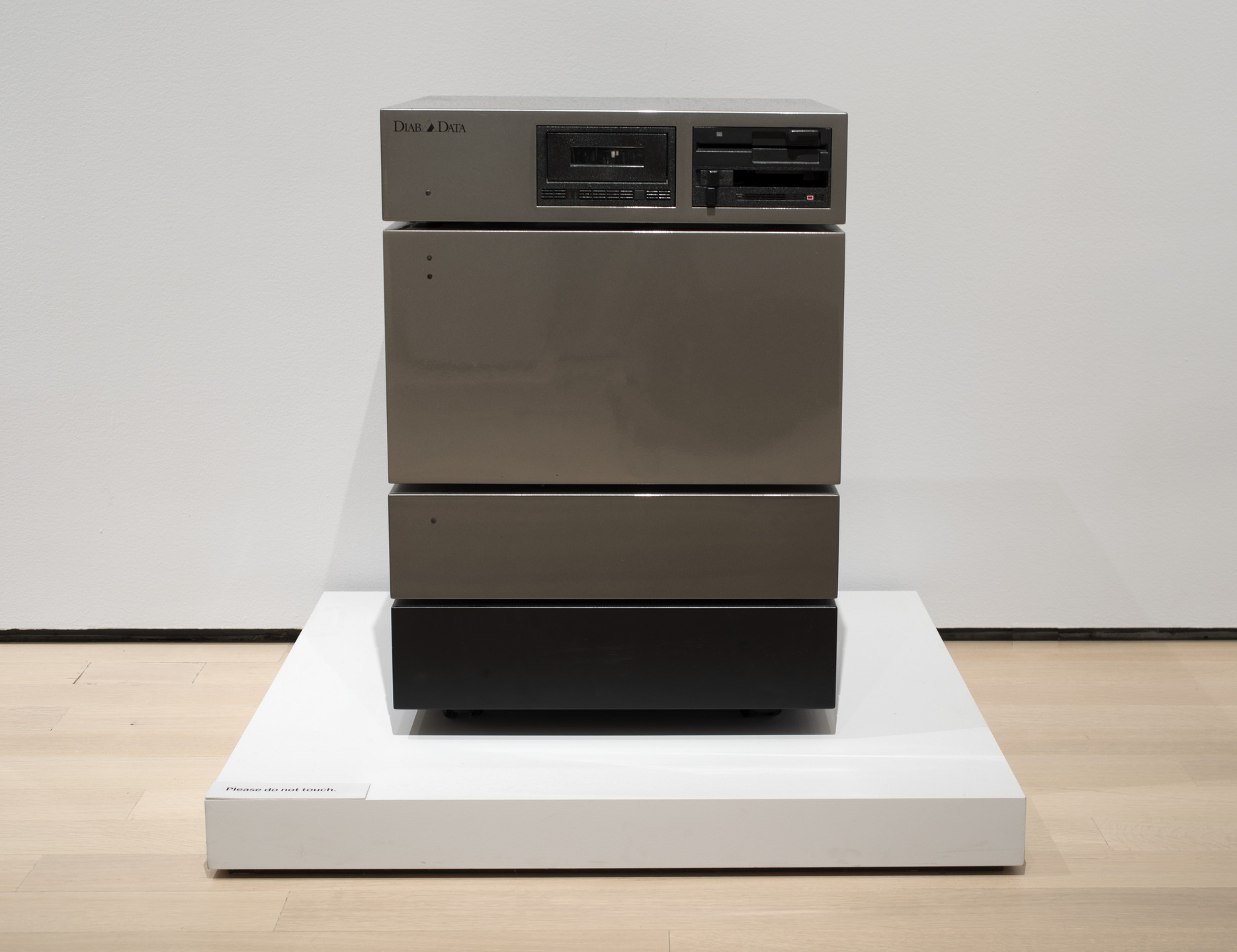 Richard Hamilton. DS-101 Computer. 1985-1989