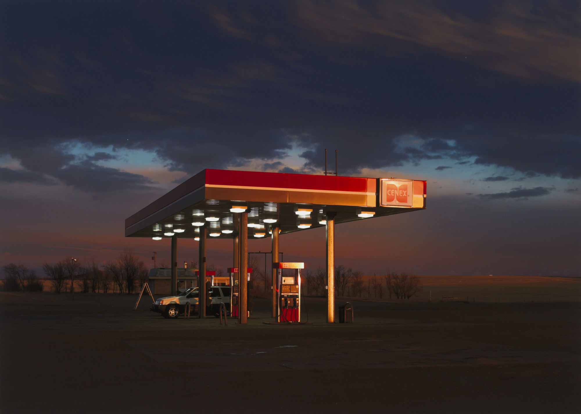 Paul Graham. Untitled (North Dakota) from the series a shimmer of possibility. 2005