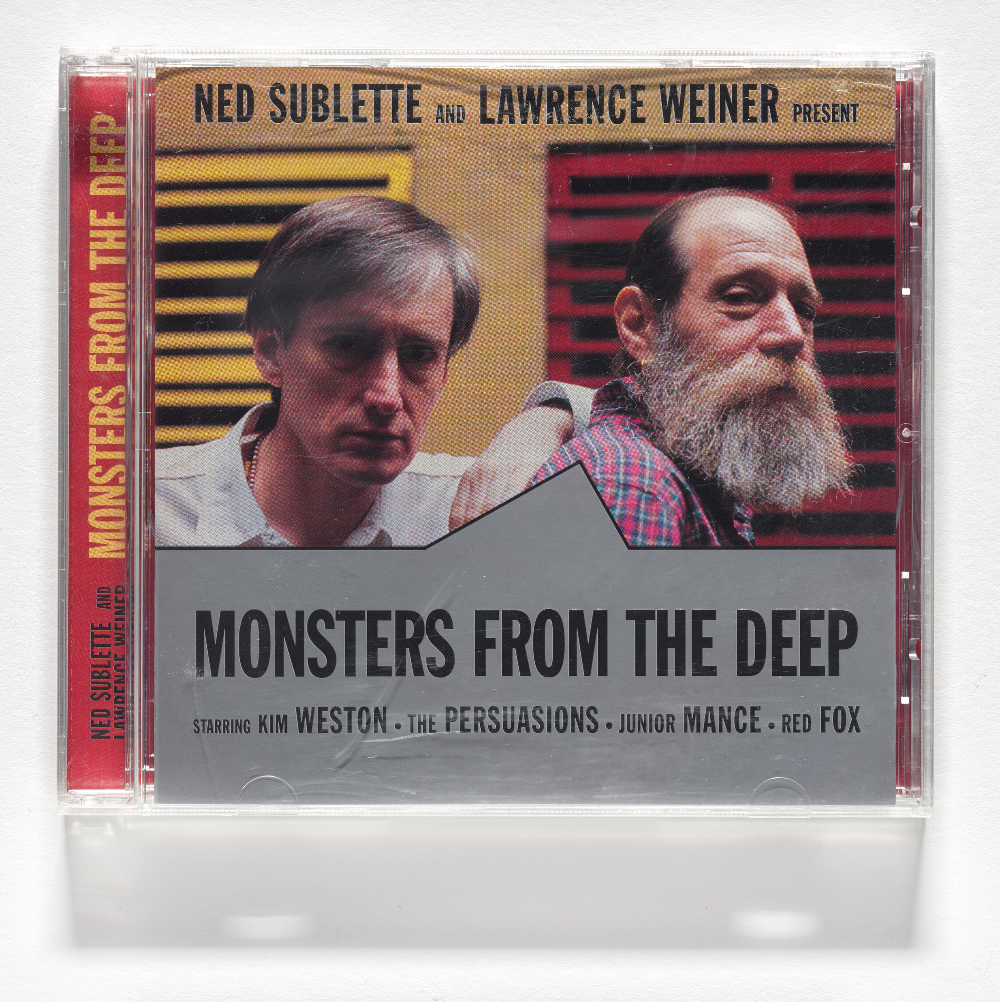 Lawrence Weiner, Ned Sublette. Monsters from the Deep. 1997