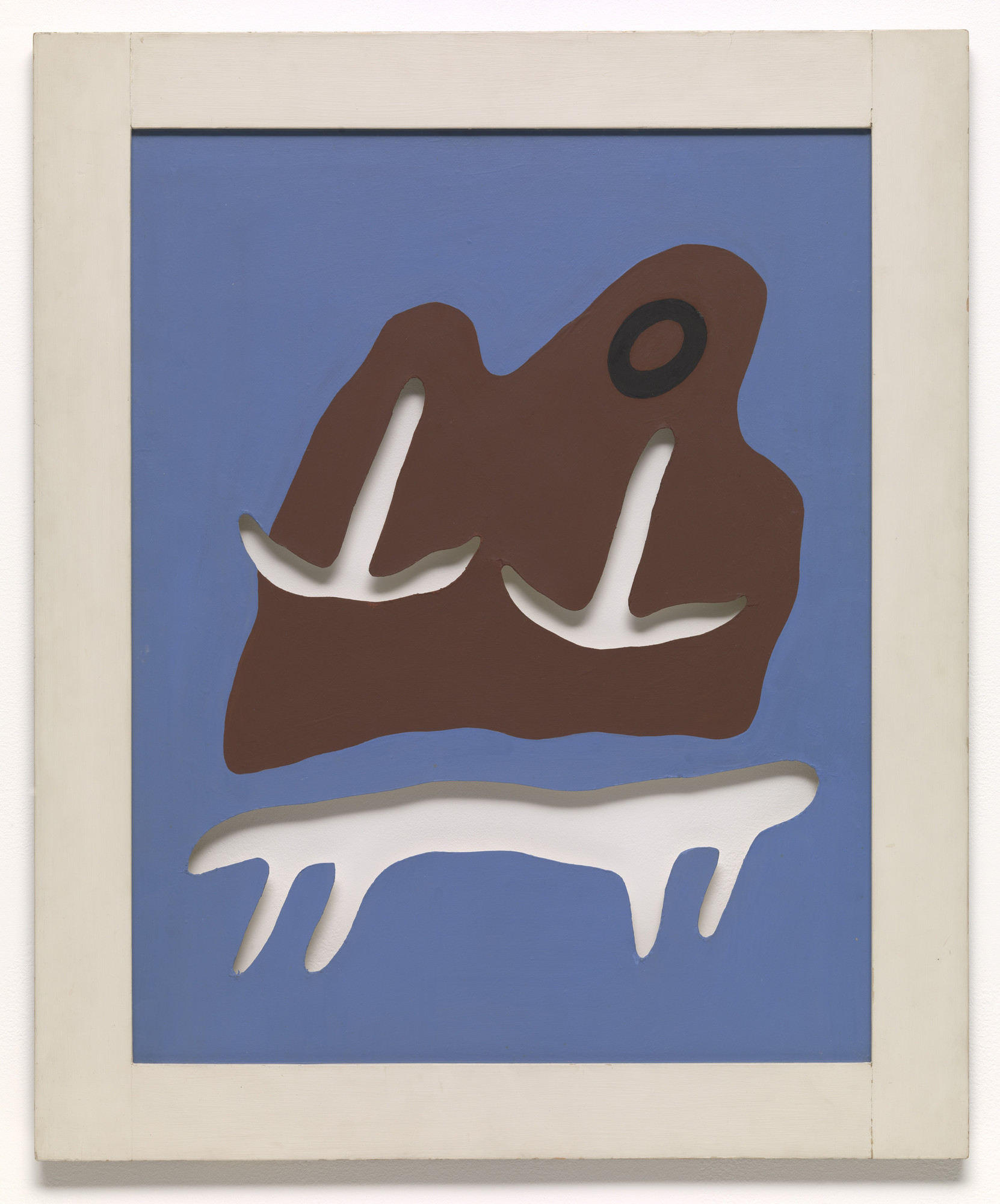 Jean (Hans) Arp. Mountain, Navel, Anchors, Table. 1925