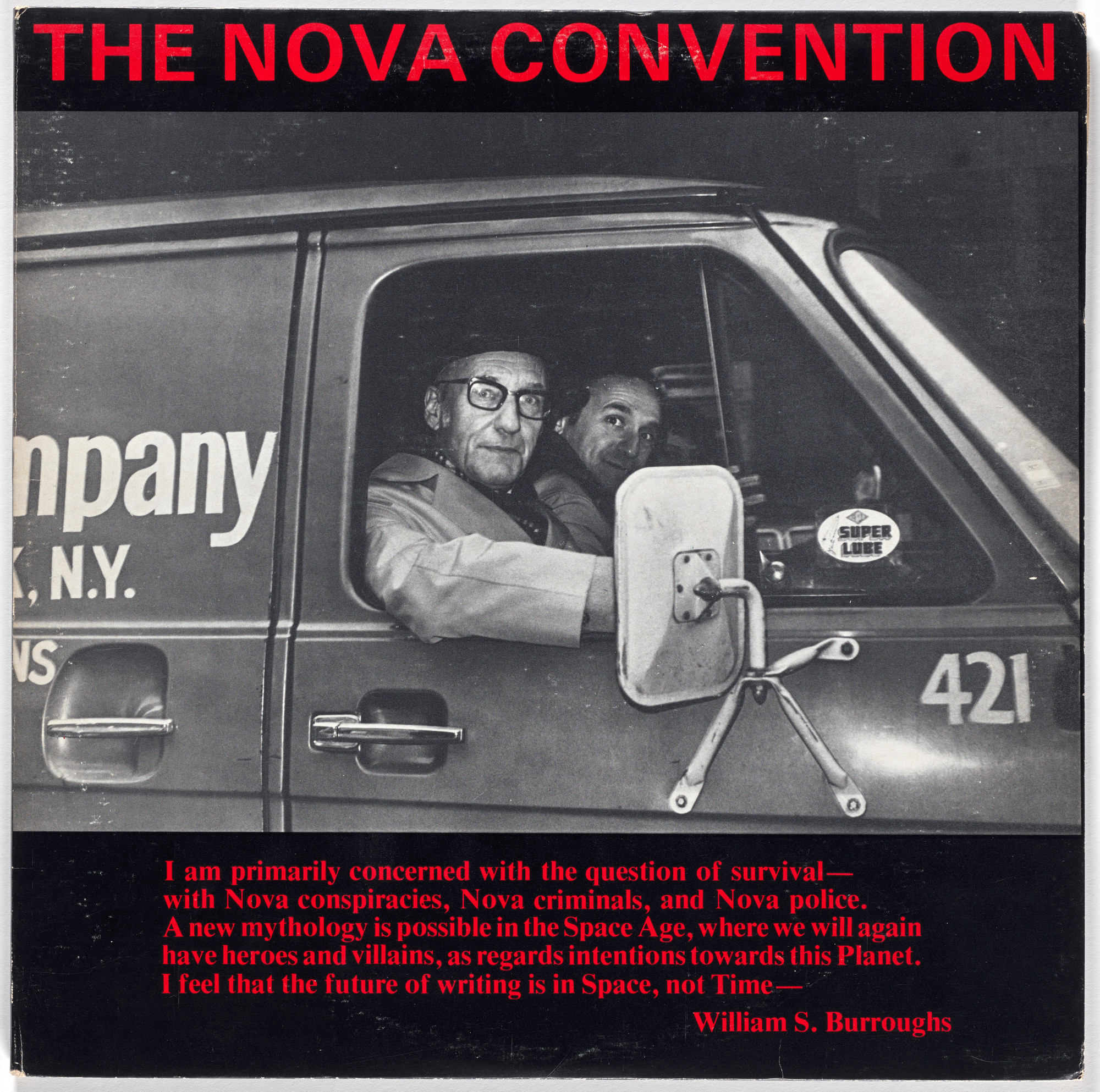 Various Artists. The Nova Convention. 1979