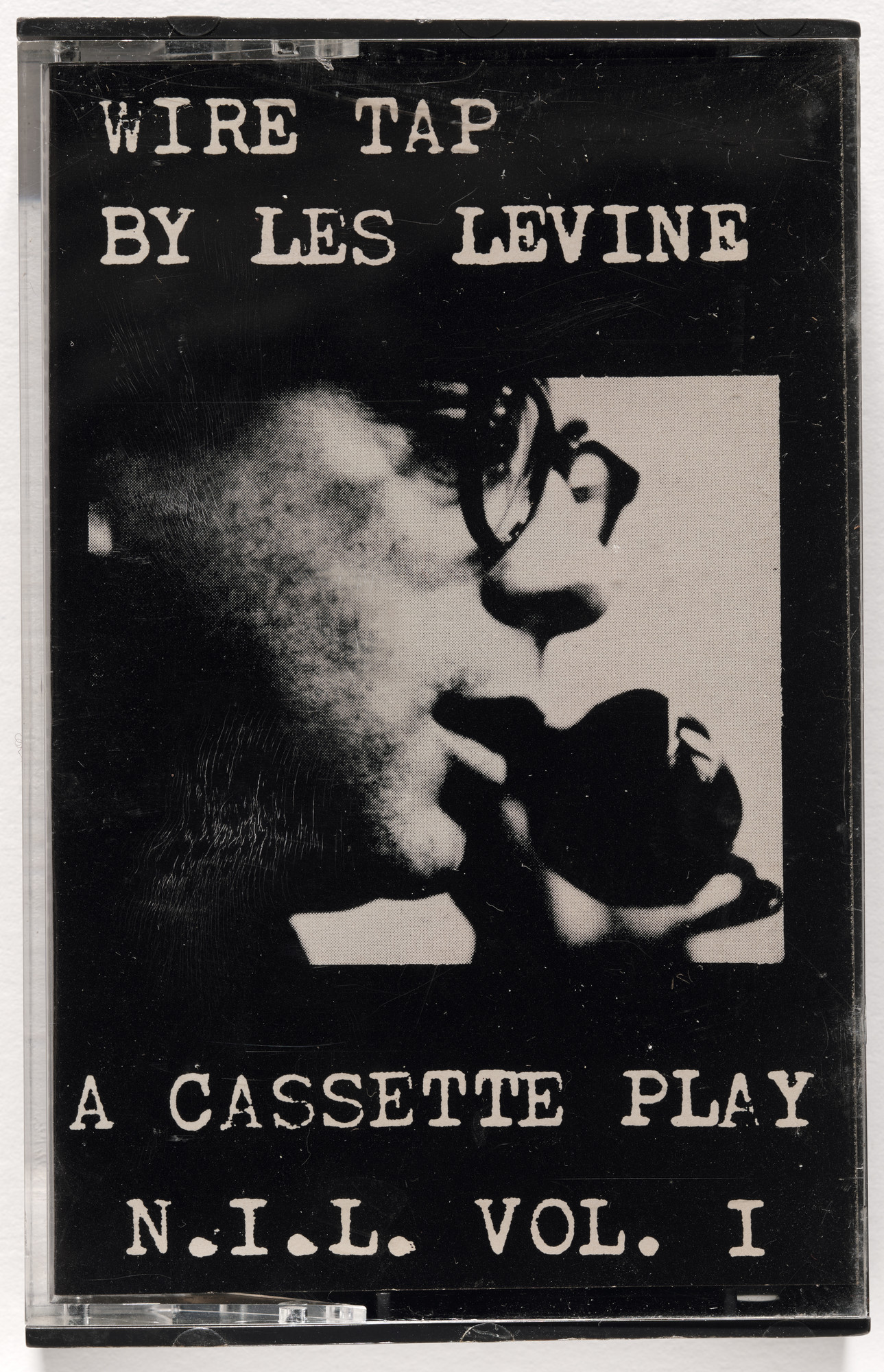 Les Levine. Telephone Conversations. Wire Tap. A Cassette Play. N.I.L. vol. 1-3 and John & Mimi's Book of Love. A Cassette Play. N.I.L. vol. 4. n.d.