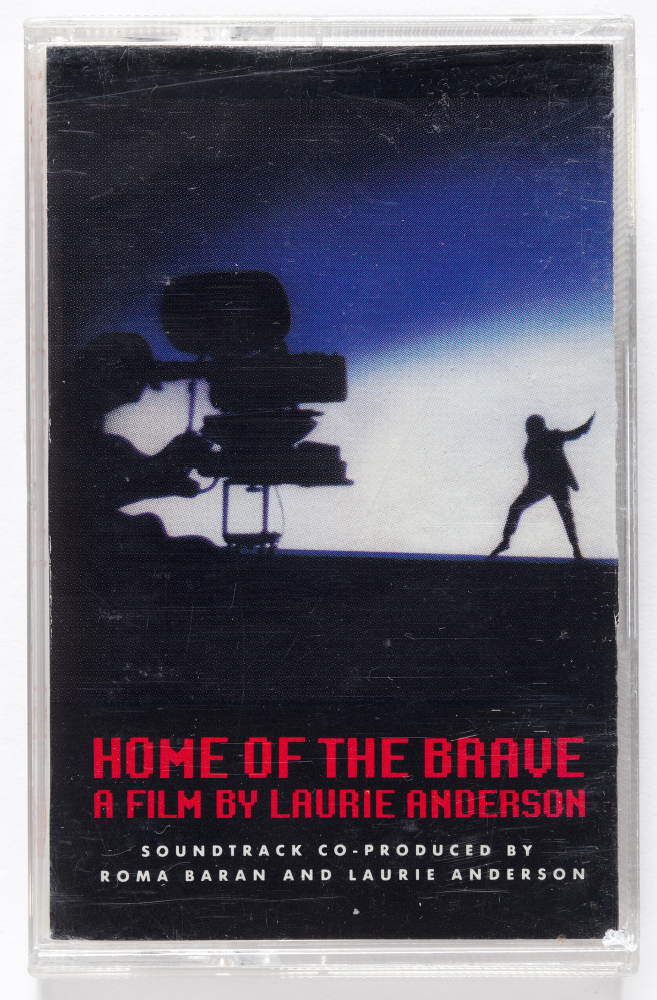Laurie Anderson. Home of the Brave. 1986