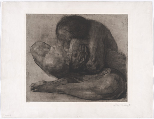 Käthe Kollwitz. Woman with Dead Child (Frau mit totem Kind). 1903