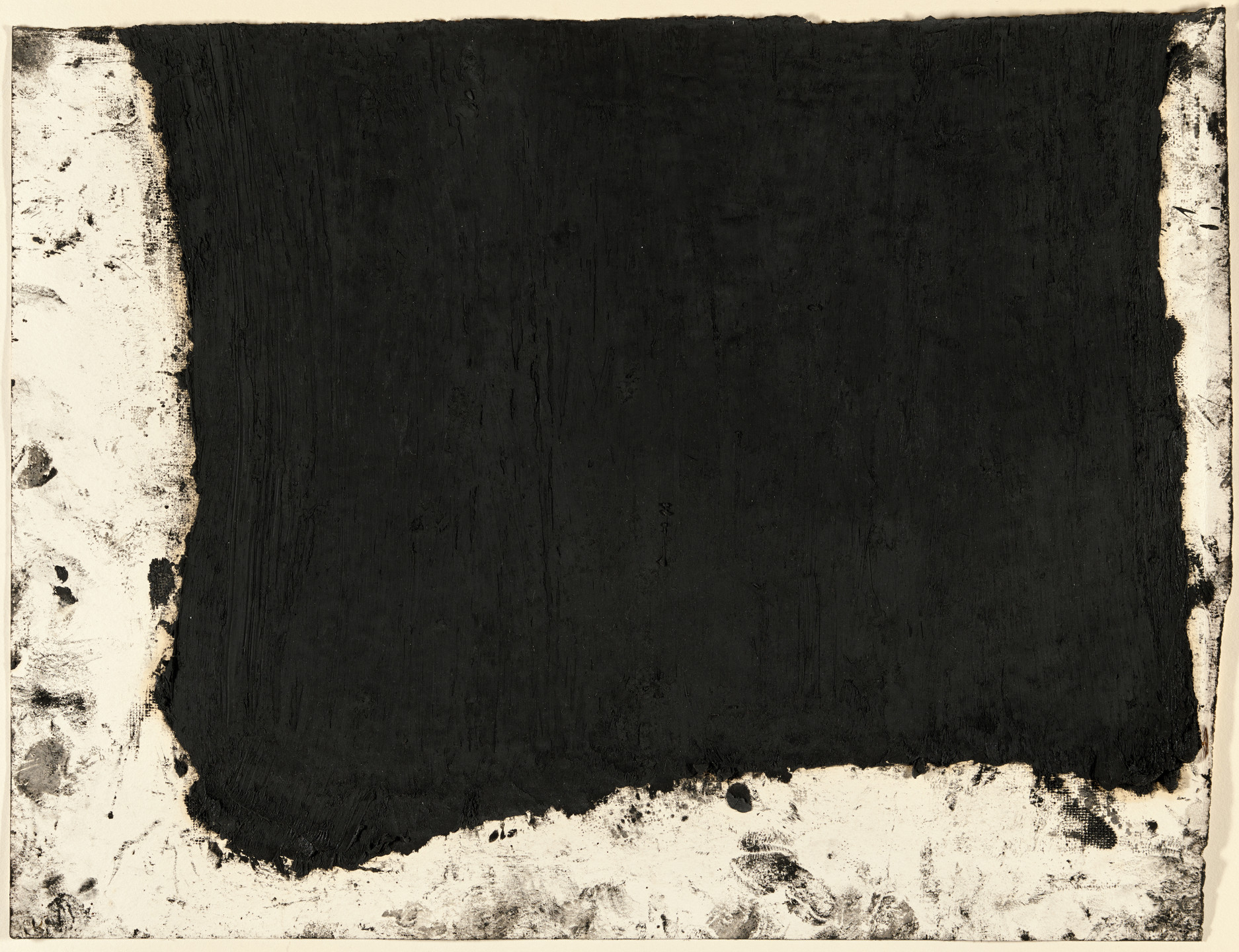 Richard Serra. Videy Drawing XIX. 1991