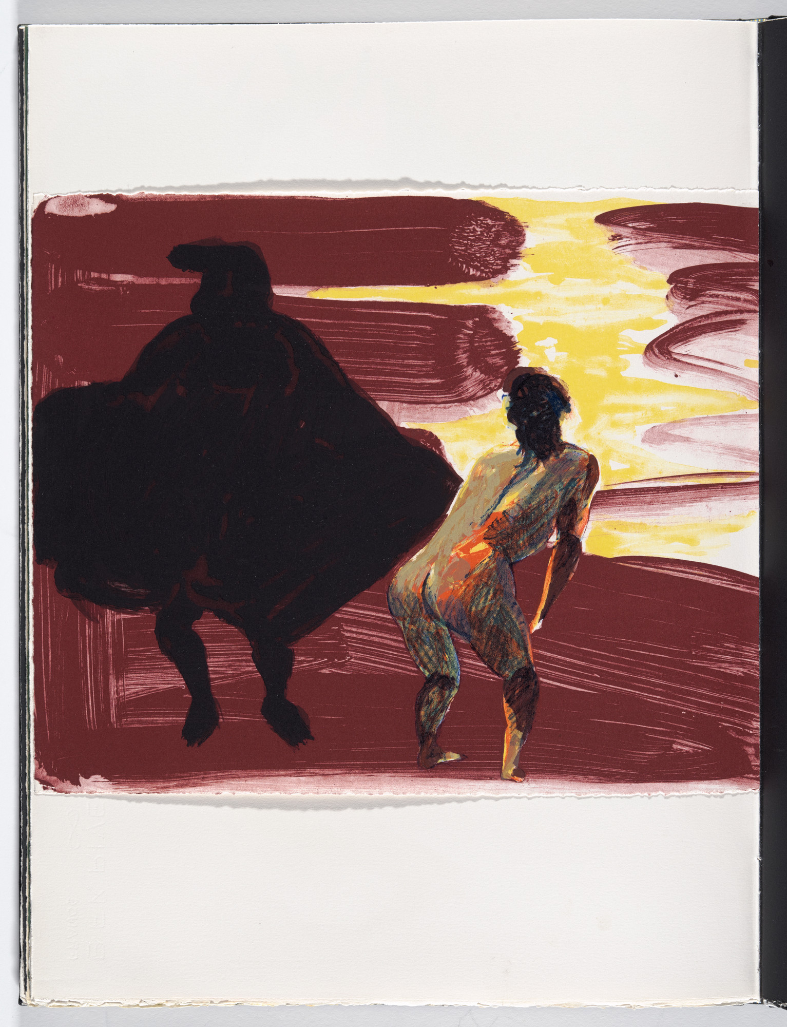 Eric Fischl. Annie, Gwen, Lilly, Pam and Tulip. 1986