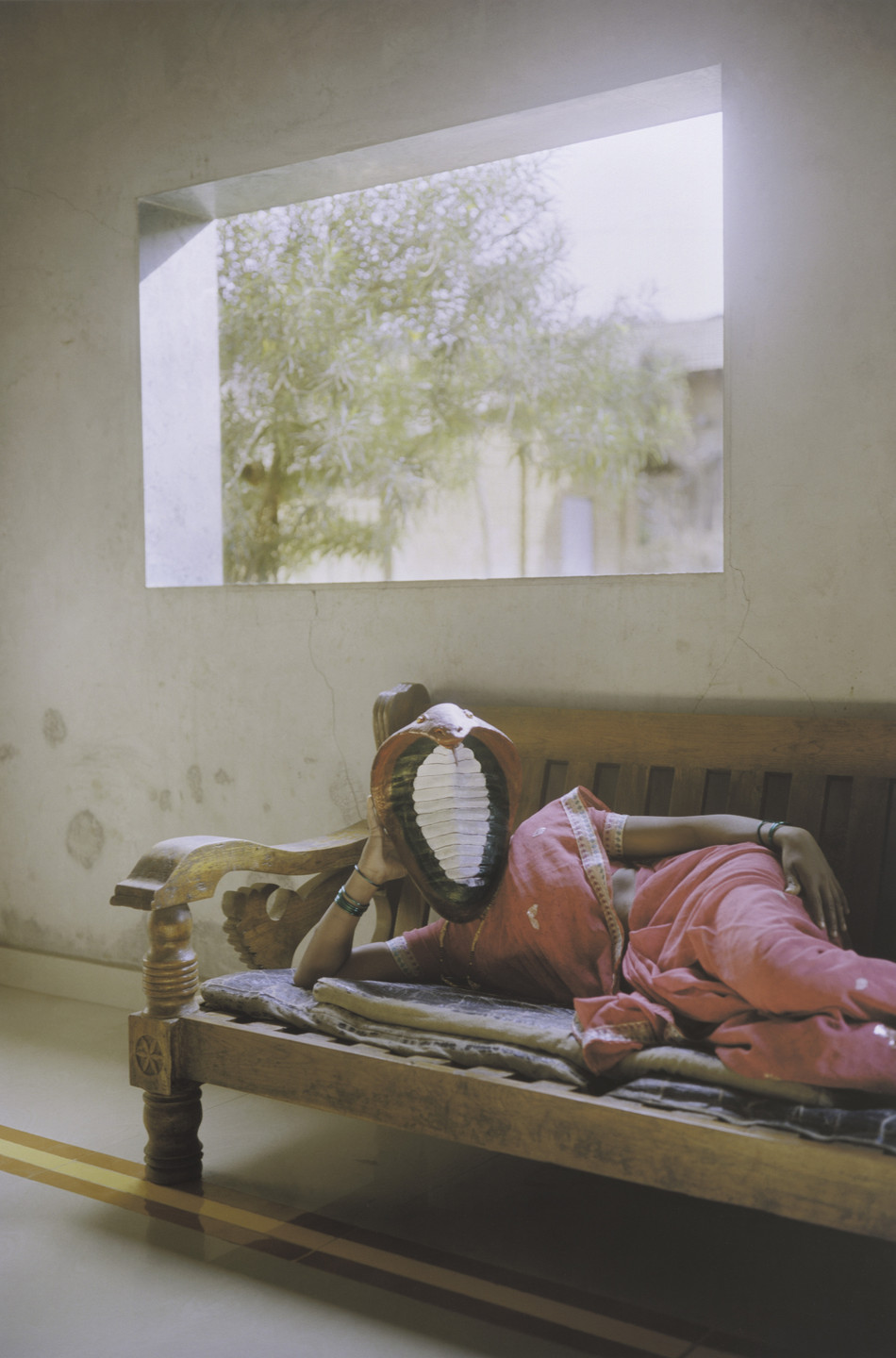 Gauri Gill. Untitled from the series Acts of Appearance. 2015-ongoing