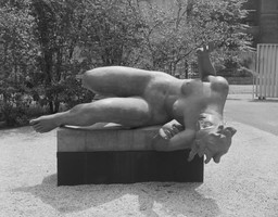 Aristide Maillol. The River. Begun 1938-39; completed 1943 (cast 1948)