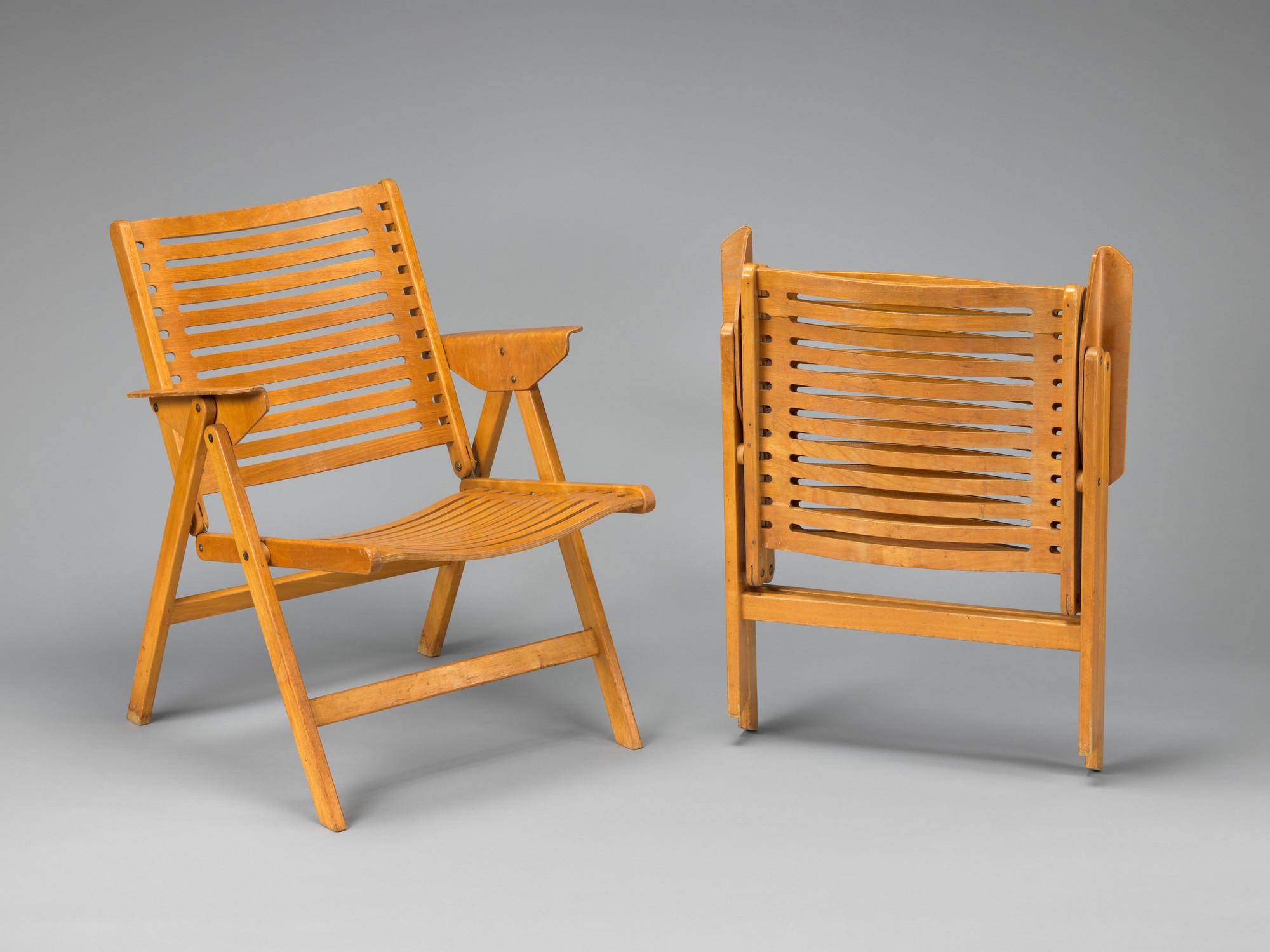 Brilliant Niko Kralj Rex Lounge Chairs 1956 Moma Theyellowbook Wood Chair Design Ideas Theyellowbookinfo