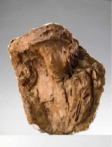 Medardo Rosso. Woman with a Veil. 1895