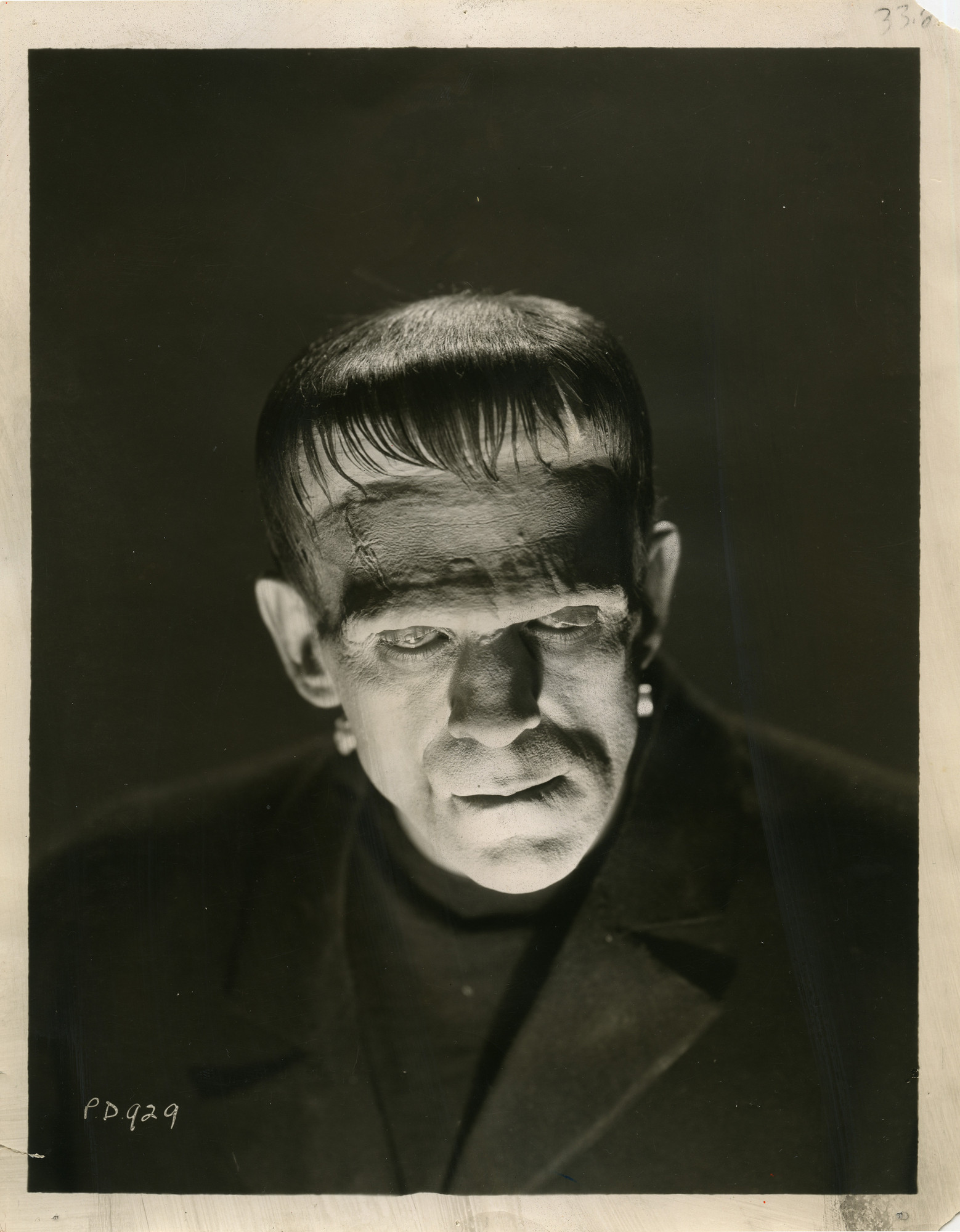 "James Whale. Film still from ""Frankenstein"". 1931"