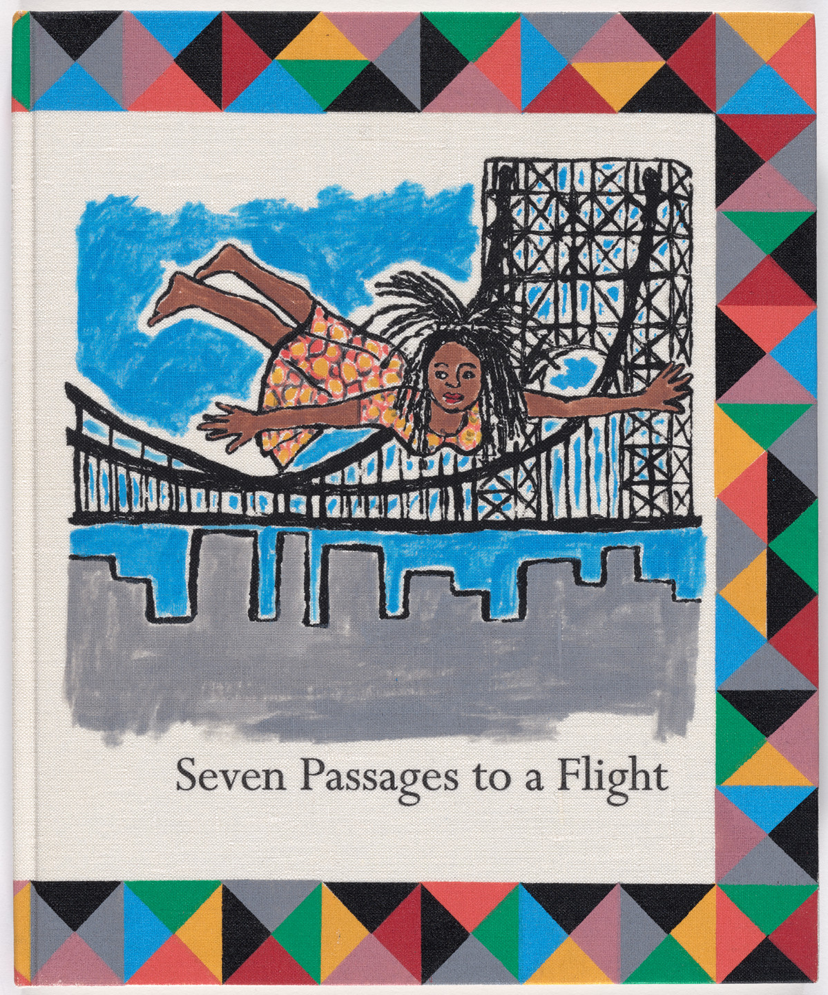 Faith Ringgold. Seven Passages to a Flight. 1995