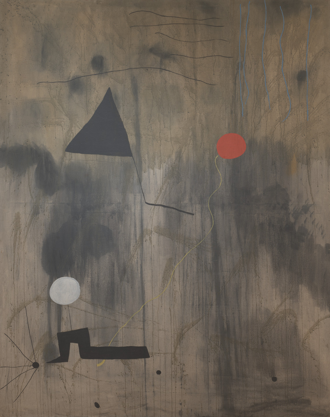 Joan Miró. The Birth of the World. Montroig, late summer-fall 1925