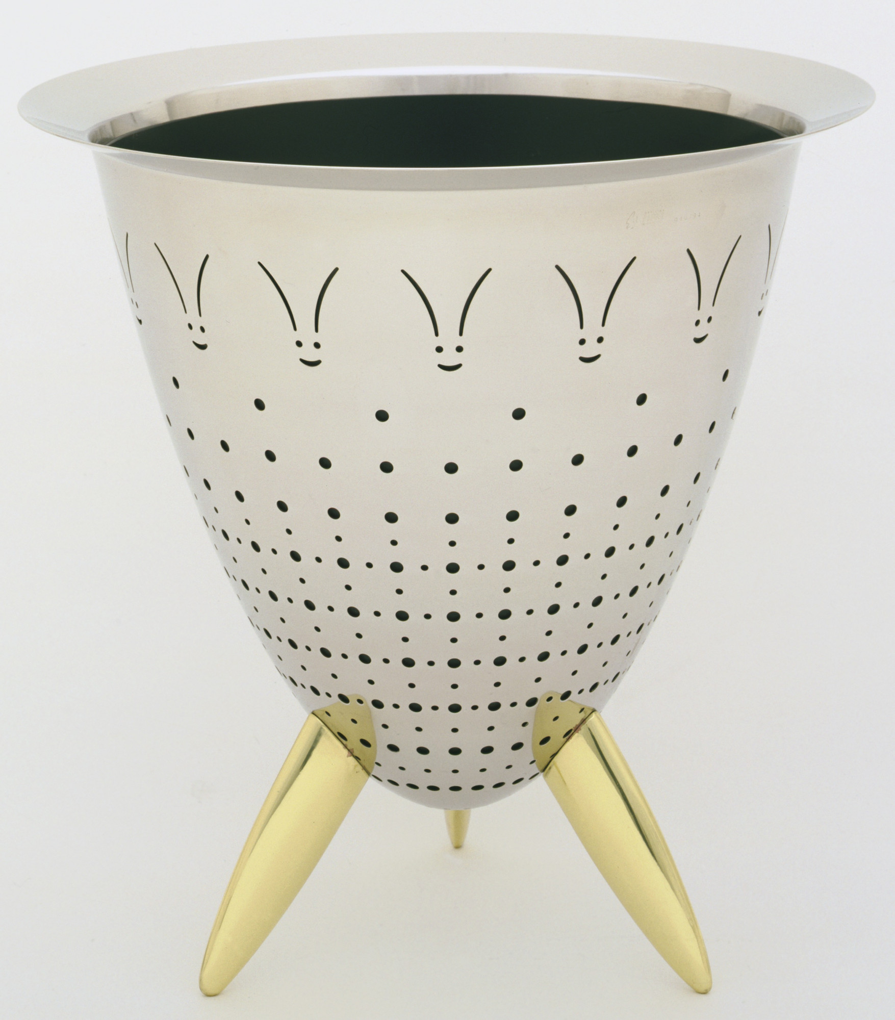 Philippe Starck. Max le Chinois Colander. 1987